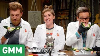 Download Dissecting A Frog w/ Mayim Bialik Video