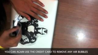 Download Installation of MacBook Pro Decals Video