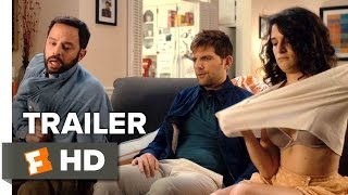 Download My Blind Brother Official Trailer 1 (2016) - Adam Scott Movie Video