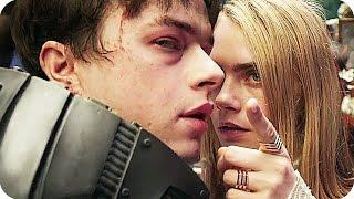 Download VALERIAN Trailer (2017) Dane DeHaan, Cara Delevingne Science Fiction Movie Video