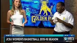 Download 12.18.15: PM Bounce #1   JCSU Women's Basketball Video