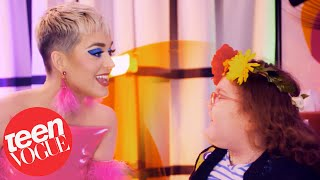 Download Katy Perry's Biggest Fan Will Melt Your Heart | Teen Vogue Video