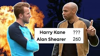 Download Kane Confident He'll Break Shearer's Record   Thierry Henry Meets Harry Kane Video