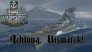 Download World of Warships - Achtung, Bismarck! Video