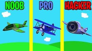 Download NOOB vs PRO vs HACKER in Merge Plane! Video
