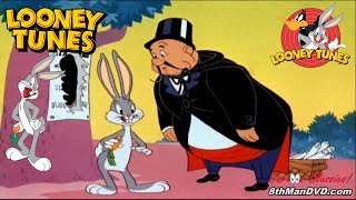 Download LOONEY TUNES (Looney Toons): BUGS BUNNY - Case of the Missing Hare (1942) (Remastered) (HD 1080p) Video