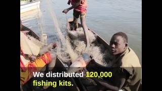 Download Saving Livelihoods in South Sudan Video