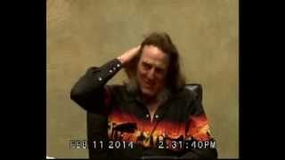 Download MOST INTERESTING DEPOSITION EVER AND MOST INTERESTING WITNESS EVER Video