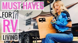 Download THINGS TO BUY for RV Family Living - BECCA'S LIST Video