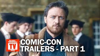 Download ALL New Series Trailers from Comic-Con 2019 | Rotten Tomatoes TV Video