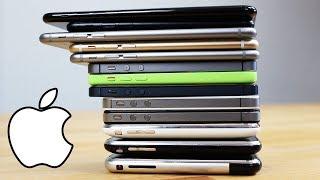 Download Tous les iPhone depuis 2007 ! Video