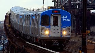 Download The PATH train system Video