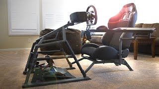 Download My Ultimate Racing Simulator Setup - Obutto R3volution Cockpit Video