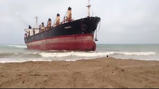 Download TOP 5 SHIPS CRASHING INTO SHORE Video