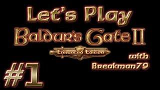 Download Let's Play Baldur's Gate II: Enhanced Edition #1 Video