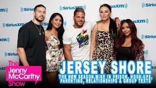 Download Cast of ″Jersey Shore: Family Vacation″ on the New Season, Mike ″The Situation″ & Group Texts Video