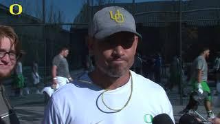 Download Coach Arroyo Post Practice 10-16 Video