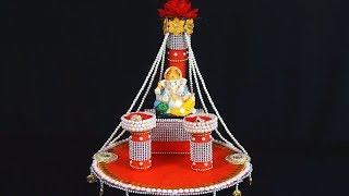 Handmade Engagement Ring Tray Decoration Tutorial Diy Wedding