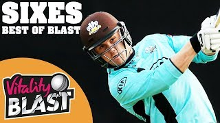 Download The Biggest Sixes | Best Of Blast | Vote For Your Favourite! Video