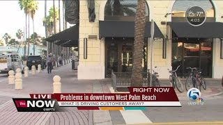 Download Problems in Downtown West Palm Beach Video