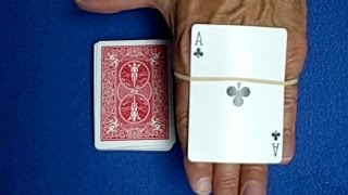 Download Card Trap - Rubber Band Card Trick Revealed Video