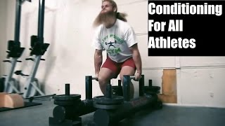 Download CARDIO ISN'T FOR ″FAT PEOPLE″: CONDITIONING 101 (Ft. Alan Thrall) Video