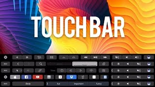 Download MacBook Pro + iPad Touch Bar demo! Video