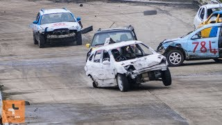 Download Banger Racing Angmering Oval Raceway CB Contact 18-03-2018 Video