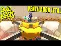 Download NUEVO MAPA ONLINE Y EL CAMIÓN ABSORBENTE - GANG BEASTS ONLINE | Gameplay Español Video
