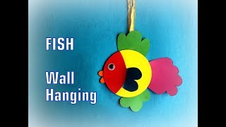 Download DIY Wall Hanging Craft Idea | DIY Kids Craft | CD Craft | Best Out of Waste Video