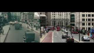 Download London in 1927 & 2013 Video