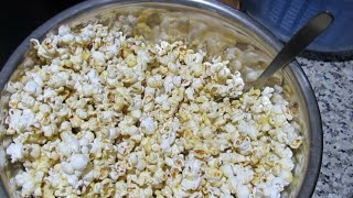 Download How to Cook Popcorn on an Induction Cooktop, A Carla's Kitchen Video Video