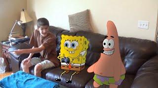 Download SpongeBob in Real Life Video