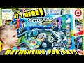 WE FOUND IT! HASBRO ULTIMATE TOURNAMENT COLLECTION - BEYBLADE BURST TOY HUNTING at Target & Walmart