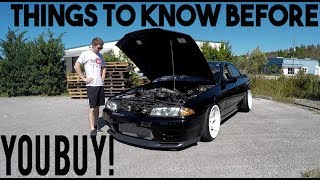 Download 5 things I DISLIKE about my R32 SKYLINE GTST Video