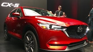 Download 2017 Mazda CX 5 - FIRST LOOK Video