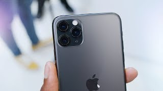 Download iPhone 11 Pro Impressions: What a Name! Video