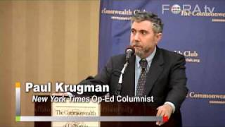 Download Paul Krugman - Income Inequality and the Middle Class Video