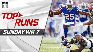 Download Top Runs from Sunday | NFL Week 7 Highlights Video