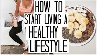 Download Tips for Starting a Healthy Lifestyle | How to Get Healthy Video