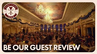 Download Be Our Guest Review | Disney Dining Show | 08/16/17 Video