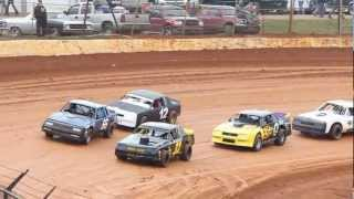 Download Dirt Track Racing 2/23/13 411 Motor Speedway Street Stock Heat - Sweetheart 52 Video