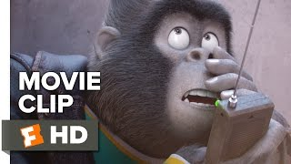 Download Sing Movie CLIP - Johnny Gets Distracted (2016) - Taron Egerton Movie Video