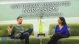 Download How a Narcissist Is Diagnosed: Live Therapy Session with Dr. Ramani Video