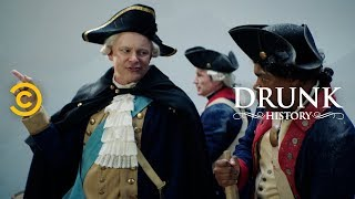 Download A Surprising Christmas Story: Washington Crossing the Delaware (feat. Rob Corddry) - Drunk History Video