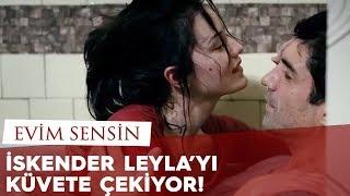 Download İskender Leyla'yı Küvete Çekiyor / Evim Sensin Video