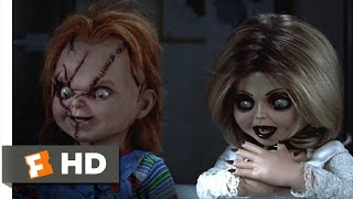 Download Seed of Chucky (2/9) Movie CLIP - Chucky Meets His Son (2004) HD Video