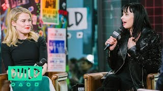 Download Krysten Ritter & Rachael Taylor Stop By To Chat About ″Jessica Jones″ Video