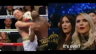 Download Conor McGregor Family & Girlfriend Reaction to Loss to Mayweather Video