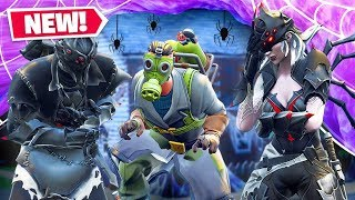 Download *NEW* SPIDER Exterminator Gamemode in Fortnite Battle Royale! Video